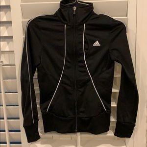 Adidas S black track jacket